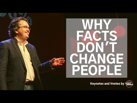 Why facts don't change people - keynote trailer (agency)