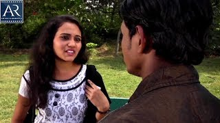 College Students Movie Scenes   Pooja Express Her Love to Pavan   AR Entertainments