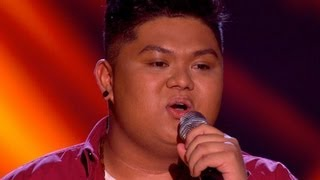 The Voice UK 2013 | Joseph performs