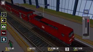 Euro Train Simulator - Tier 2 Scenarios 1-3 screenshot 4
