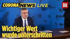 🔴  Robert Koch-Institut: Ansteckungsrate in Deutschland ist gesunken   RKI-Update vom 17.04.2020