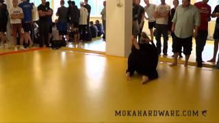 DGL 3 Runde 2015 Daniella Maria Thomsen Rumble Sports vs Ida Lee Mochizuki CheckMat/Arte Suave