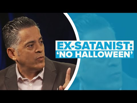 Take It From Someone Who Used To Talk To Satan: Halloween Is A Bad Idea
