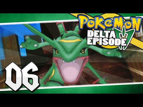 Pokémon Delta Episode - Part 6 | Legendary Rayquaza! [Omega Ruby and Alpha Sapphire]