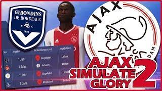 Rodney de Haan - Das begehrteste Talent Europas !! 🔥 | FIFA 19 AJAX AMSTERDAM Simulate to Glory #6