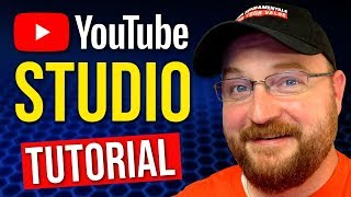 How To Use YouTube Studio 2018 - 2019