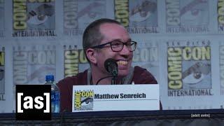 The Mad Scientist's Son | SDCC 2019 Robot Chicken Panel | adult swim