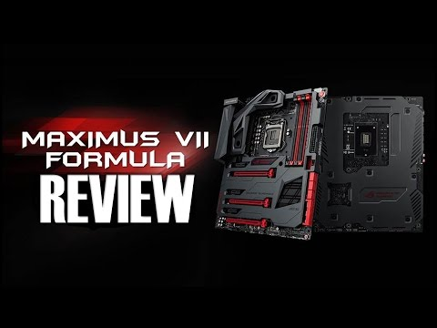 Asus ROG Maximus VII Formula Review