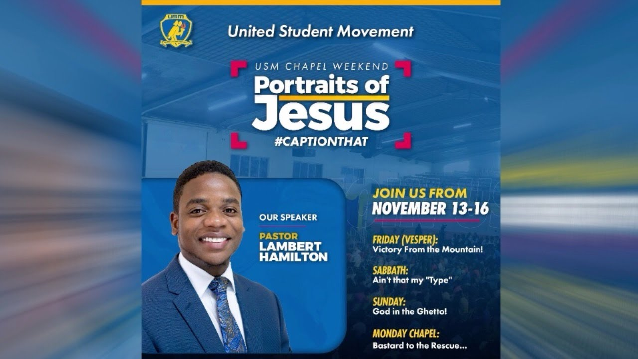 USM Chapel Weekend | Sabbath Programme | Northern Caribbean University