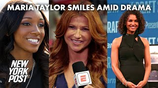 Maria Taylor Really Enjoyed Introducing Rachel Nichols' Replacement | New York Post
