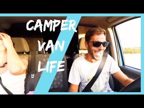 Zero Weekend Adventure🌲 CAMPER VAN LIFE 🚐   Vlog #8 S02 (Zero festival 🎸 Greece)
