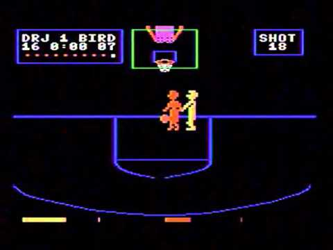 One-on-One Basketball - Colecovision