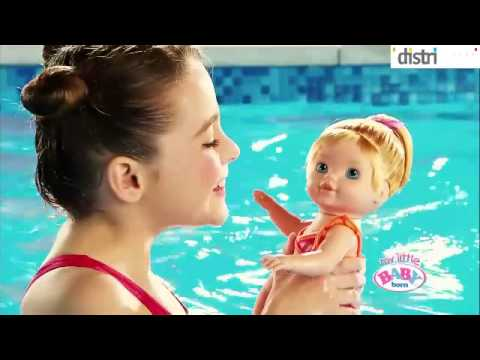 Lalka Baby Born Mommy I Can Swim Doll Zapf Creation