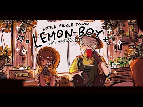 Lemon Boy Oc Animatic Youtube
