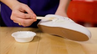 How to Remove Grass Stains from Canvas Shoes
