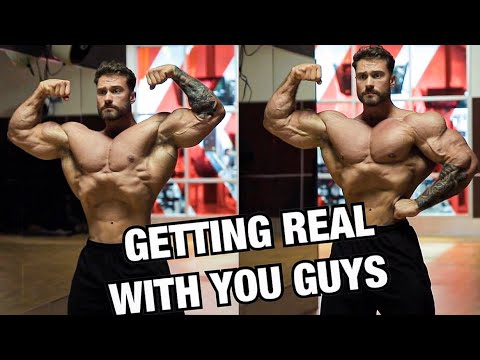 Chest Workout + POSING | Prep Update – How I REALLY feel