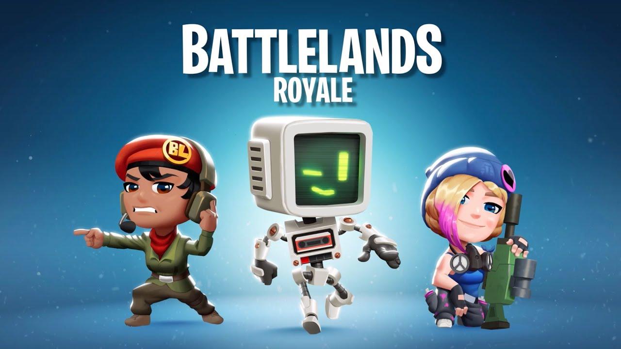 Battlelands Royale - Season 10 Gameplay Trailer - YouTube