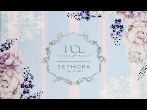 House Of Lashes Versailles Sephora Collection Palette Review and Swatches!