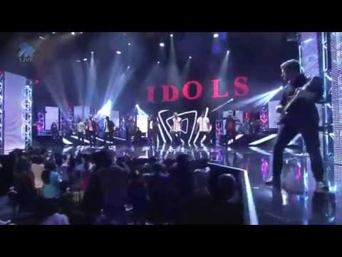 Idols SA 11 - Ep 8 Highlight: Uptown Funk