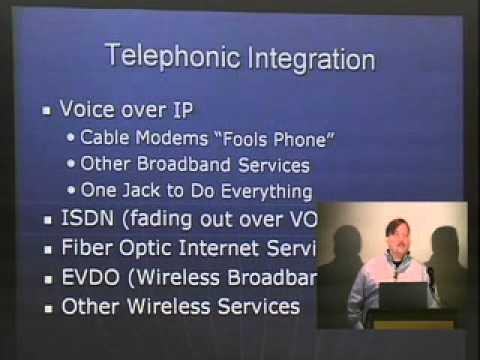 SOURCE Boston 2008: Telephone Defenses Against the Dark Arts (part1)