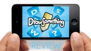 Draw Something! Iphone App Review