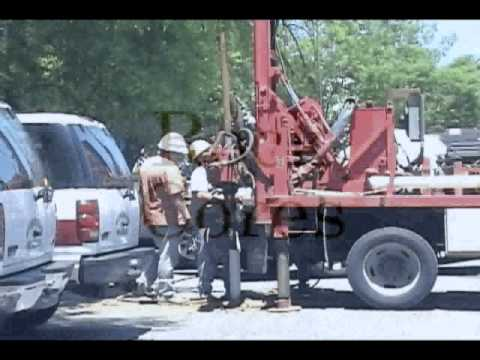 Geotechnical Core Drilling