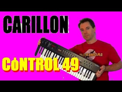 CARILLON MIDI KEYBOARD WINDOWS 7 DRIVERS DOWNLOAD