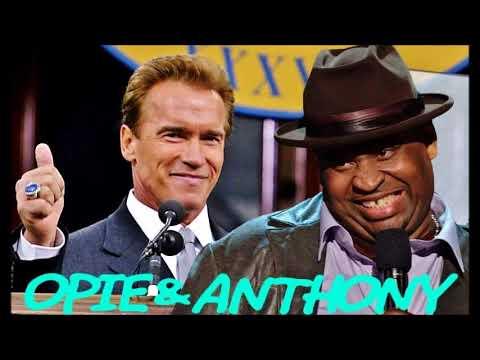 Patrice O'Neal clowns California Governor Arnold Schwarzenegger