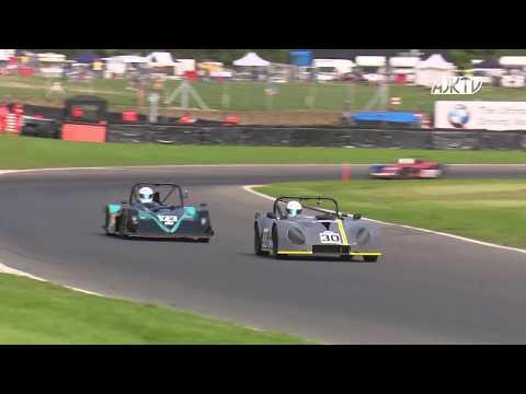 Endurance Financial RGB Sports 1000 - Brands Hatch 2018 - Race 2 (Full)