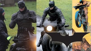 Robert Pattinson BATMAN Leaked Photos! Zero Year?