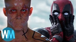 Top 10 Comic Book Characters that Films Ruined