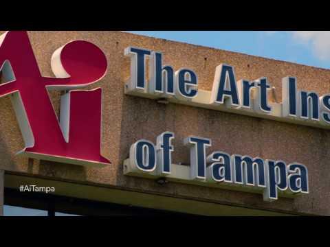 Campus Tour | The Art Institute of Tampa
