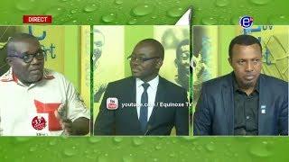 100% FOOT (CAN 2021 : VISITE STADE, COUPE DE LA CAF,CHAMPIONNAT DU CAMEROUN DE FOOTBALL)