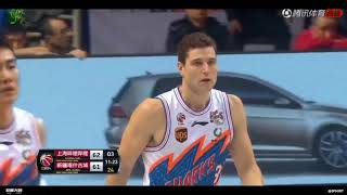 Nov 12, 2017 | Jimmer Fredette Highlights vs. Xinjian (35 pts, 18 in 4th quarter)