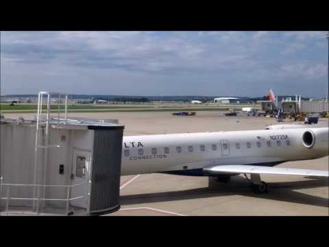 PART ONE: Flying DELTA from KY to DC for Rochester Minnesota