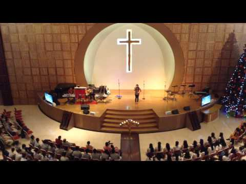 Fuyanto Wendy, Gerry, Jennifer Aidrin - Chrismast Song ( GKKB Gajahmada Pontianak )