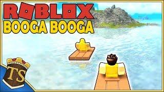 Dansk Roblox | Booga Booga - Vi er indf'dte!