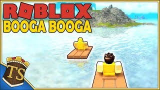 Dansk Roblox | Booga Booga - Vi er indfødte!
