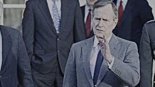 New bio reveals George H.W. Bush