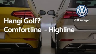 Hangi Golf? Comfortline  - Highline