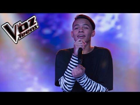Bryan canta 'Vuelo hacia el olvido' | Audiciones a ciegas | La Voz Teens Colombia 2016