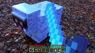 Realistic Minecraft in Real Life - IRL Animation - Top 5 Best Epizode - How to Make Opsidian thumbnail