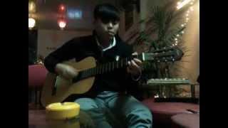 Anh Yêu Người Khác Rồi Cover Guitar !!!!