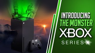 Xbox Series X is a MONSTER | Next Gen Xbox REVEALED | Xbox Power DOMINATION