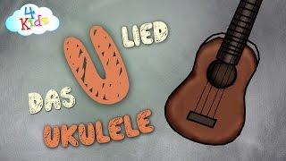 Das U-Lied für Kinder zum lernen und mitsingen. Alphabet Buchstabenlieder