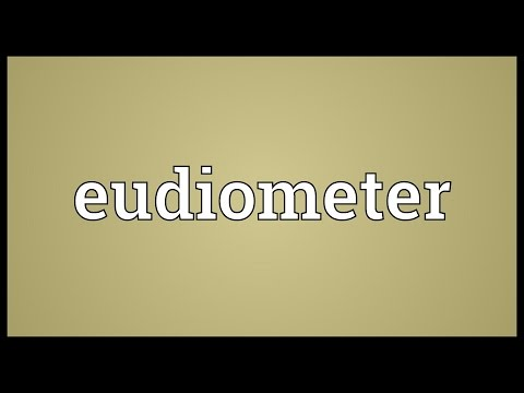 Header of eudiometer