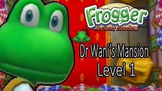 Frogger Ancient Shadow Dr. Wani