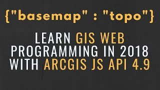 My New GIS Book 2018 Just published on Kindle - Learn GIS Programming