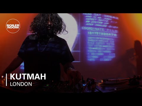 Kutmah Boiler Room London DJ Set