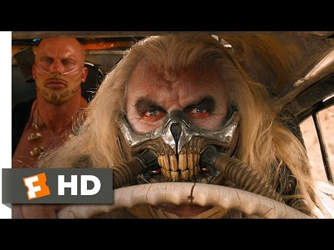 Mad Max: Fury Road - Furiosa vs. Immortan Joe Scene (10/10) | Movieclips